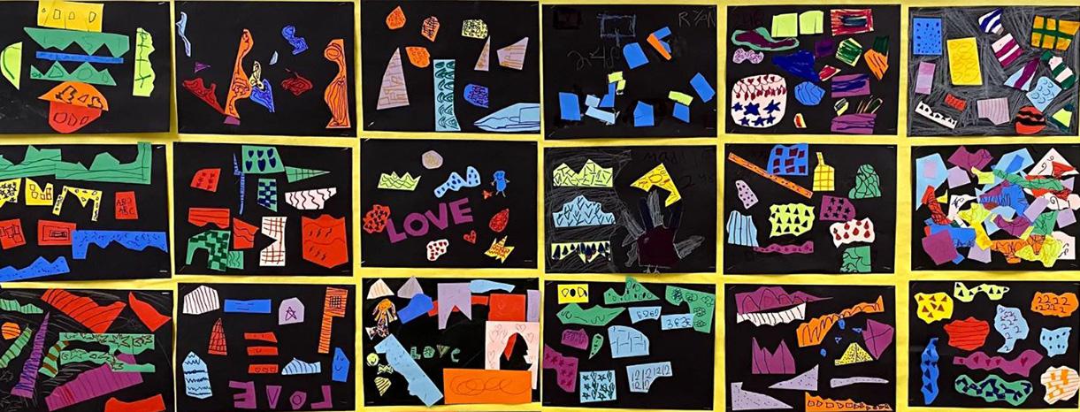 Davis Student Artwork