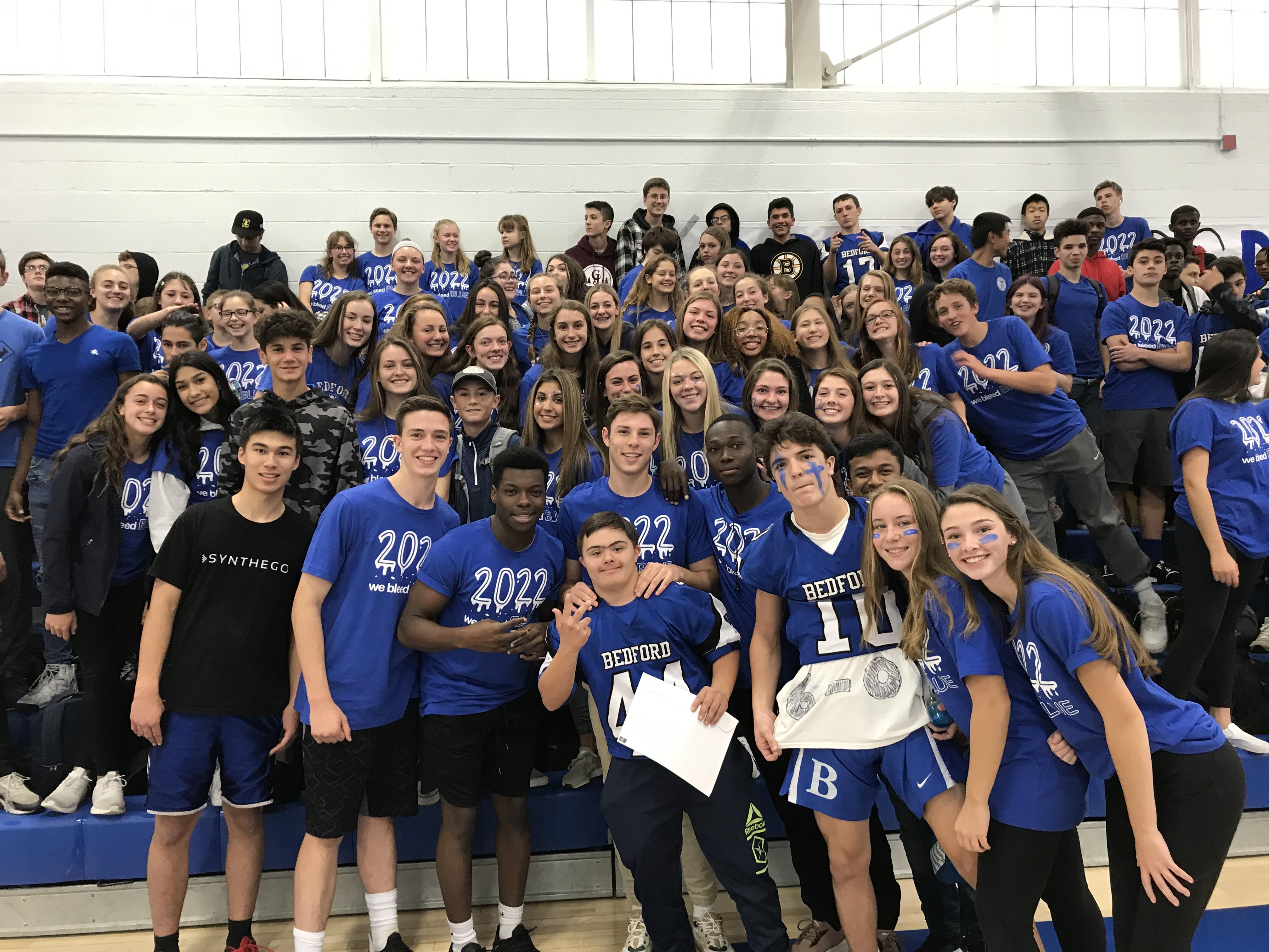 BHS rally