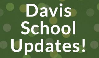 link to Davis School updates website